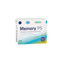 Memory PS de 30 cápsulas de Sakai (Concentración-Memoria)