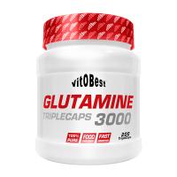 Glutamina 3000 de 200 triplecaps de VitoBest