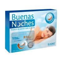 Buenas Noches de 30 tabletas de Eladiet (Mejora del sueño)