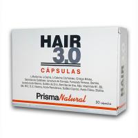 Hair 3.0 de 30 cápsulas de la marca Prisma Natural (Cuidado del Cabello)