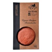 Hamburguesas Veganas de 2 x 80g del fabricante Diet Premium (Alimentos Frescos Diet Premium)