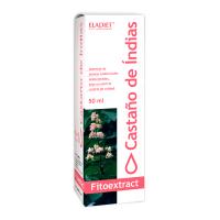 Extracto de Castaño de Indias envase de 50ml de la marca Eladiet (Sistema Circulatorio)