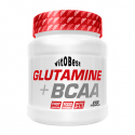 Glutamine + BCAA de 200 cápsulas de VitoBest (BCAA + Glutamina)