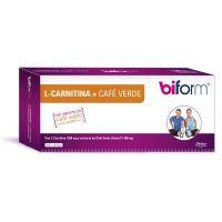 BIFORM L-CARNITINA + CAFE VERDE 14 Viales del fabricante Biform