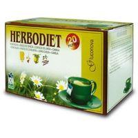 Herbodiet Gluconova envase de 20 filtros de la marca Novadiet (Diabetes)