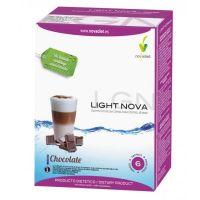 light nova  6 sobres - choco