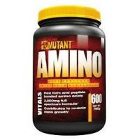 Mutant Amino de 600 tabs de la marca Mutant (Esenciales e Hidrolizados)