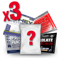 3 Product Samples