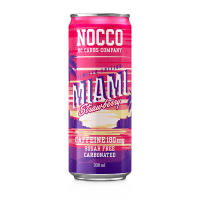Nocco BCAA Miami envase de 330ml del fabricante Nocco (BCAA Ramificados)