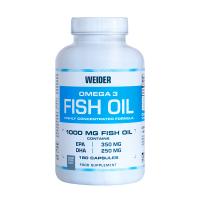 Omega 3 Fish Oil 1000mg - 180 Cápsulas