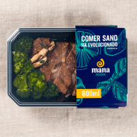 Teppanyaki steak with vegetables - Mana Foods