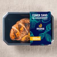 Pollo Ranchera de ManaFoods (Alimentos Frescos ManaFoods)