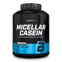 Caseína Miscelar envase de 2270g de Biotech USA (Proteínas Secuenciales y Caseinas)