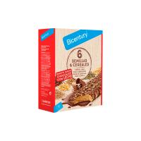 Barritas 6 Semillas y Cereales de la marca Bicentury (Otras Barritas)