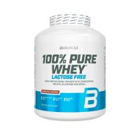 100% Pure Whey sin Lactosa de 2270 gr del fabricante Biotech USA (Proteina de Suero Whey)
