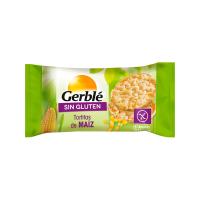 Tortitas de Maíz envase de 66g de Gerblé (Pancakes, Tortillas y Creps)