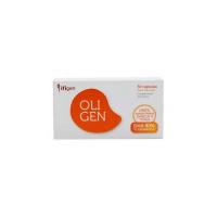 Oligen DHA de 60 cápsulas de la marca Ifigen (Ácidos Grasos)