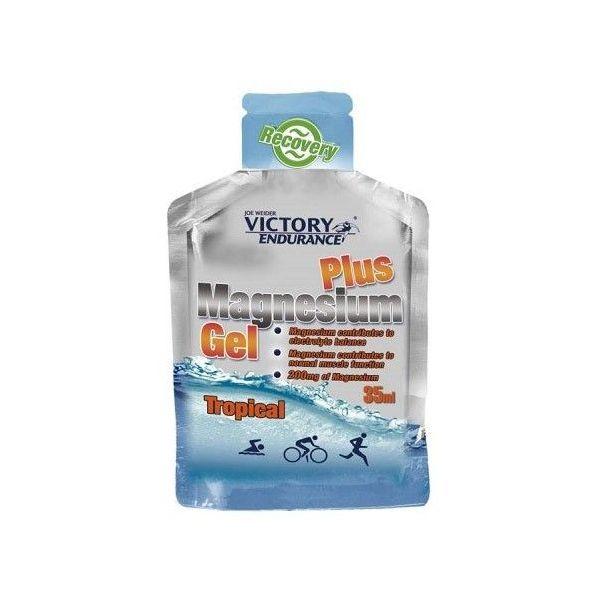 Gel Magnesium Plus envase de 35ml de Victory Endurance (Geles Energéticos)