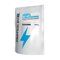 100% L-Glutamina envase de 500g de Protein Buzz