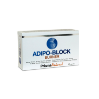 Adipo Block Quemador envase de 60 cápsulas del fabricante Prisma Natural (Otros Quemadores)