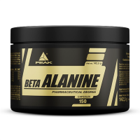 Beta Alanina envase de 150 cápsulas de Peak (Beta-Alanina)