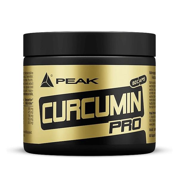 Curcumin pro - 60 cápsulas Peak - 1