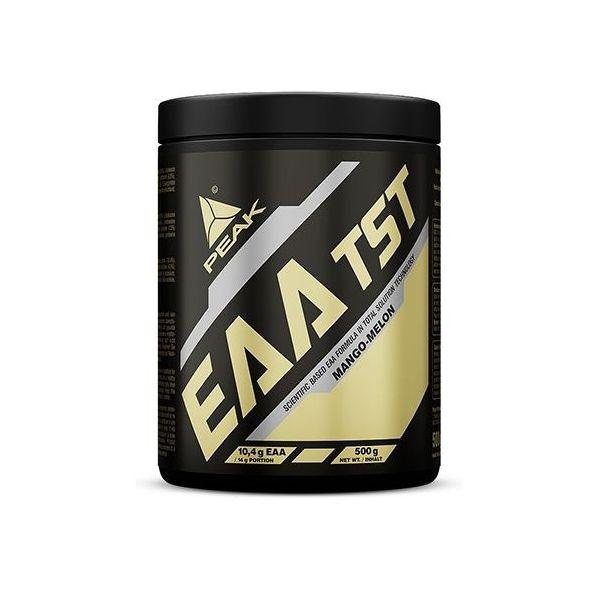 EAA Tst envase de 500g de Peak (Esenciales e Hidrolizados)