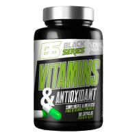 Vitaminas y antioxidante - 100 Cápsulas