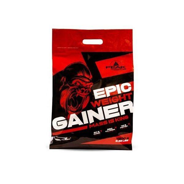 Epic Weight Gainer de 4.5 kg de Peak (Ganadores de Peso con proteína)