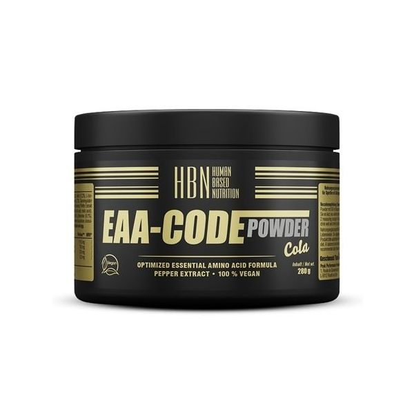 HBN de eaa code powder 280 gr de la marca Peak (Otros Aminoácidos)