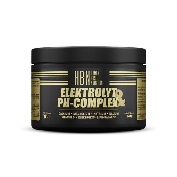 HBN envase de elektrolyt del fabricante Peak (Sales Minerales)
