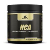 HCA envase de 120 cápsulas del fabricante Peak (Inhibidores de Apetito)