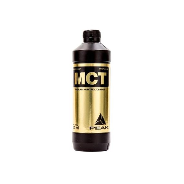 MCT Oil de 500 ml del fabricante Peak (Ácidos Grasos)