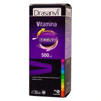 Vitamina H com Biotina 500mcg - 90 comprimidos- Drasanvi Drasanvi - 1