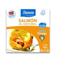 Natural salmon - 160g