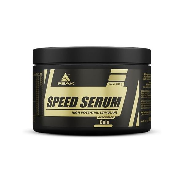 Speed Serum envase de 300 gr de Peak (Pre-Entrenamiento)