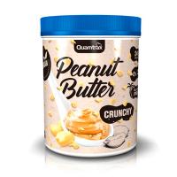 Crema de Cacahuete envase de 1 kg del fabricante Quamtrax (Cremas de Cacahuete)