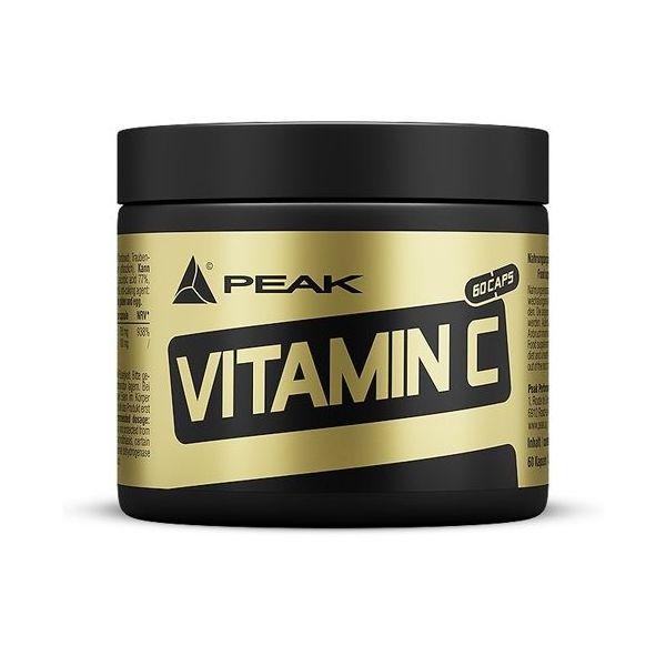 Vitamina C de 60 cápsulas del fabricante Peak