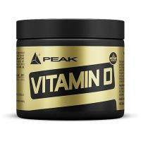 Vitamina D de 180 cápsulas de Peak