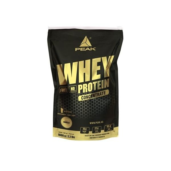 Whey protein concentrate - 1 kg Peak - 1