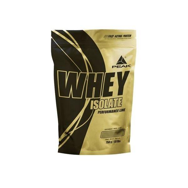 Whey Protein Isolate de 750 gr de Peak (Proteínas)
