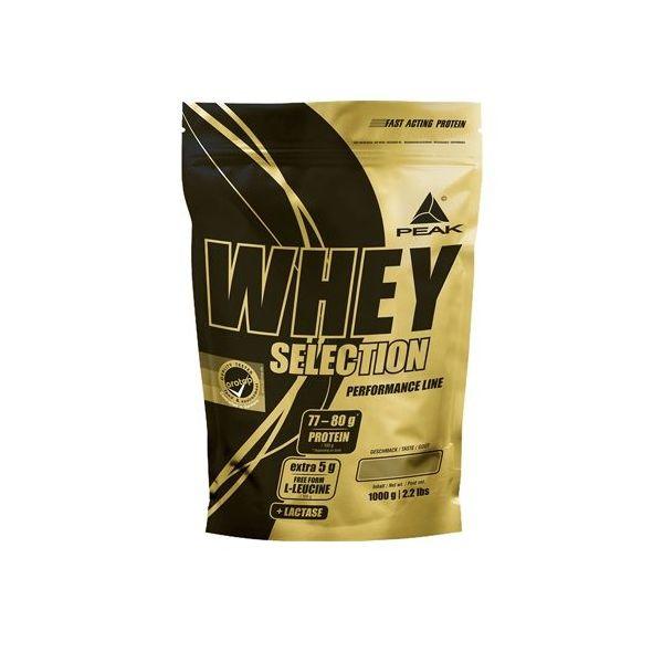 Whey Selection de 1 kg de Peak (Proteínas)