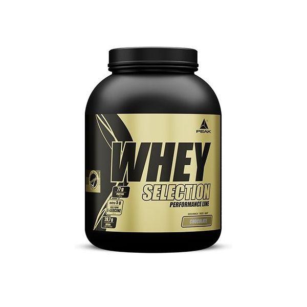 Whey Selection envase de 1.8 kg de Peak (Proteínas)