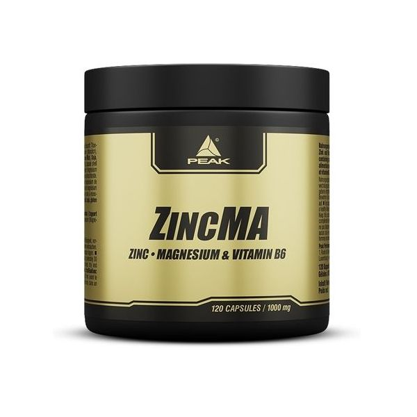 Zinc ma - 120 cápsulas Peak - 1