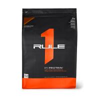 R1 Protein envase de 4.5 kg del fabricante Rule1 (Proteina de Suero Whey)