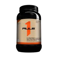 R1 Protein envase de sabor natural del fabricante Rule1 (Proteina de Suero Whey)