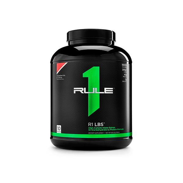 R1 LBS de 2.7 kg del fabricante Rule1 (Ganadores de Peso con proteína)