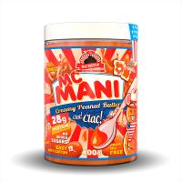 McMani Clac Clac (Crema de Cacahuete) - 400g