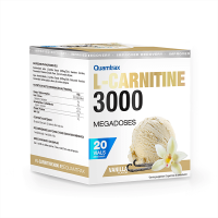 L-Carnitina 3000 - 20 Ampolas Quamtrax - 7