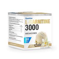 L-Carnitina 3000 de 20 viales de la marca Quamtrax